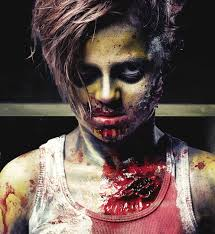 15 scariest halloween zombie makeup tutorials for you to try