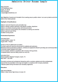 Sample Resume For Driver by Bus Driver Resume Resume For Your Job Application