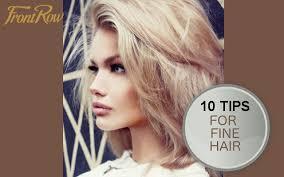 perm photos for thin hair fine hair 10 tips for uplifting limp hair