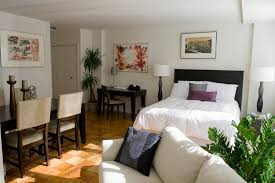creative of ideas for decorating a small apartment with interior