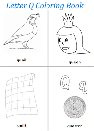 free printable alphabet coloring book for words starting with