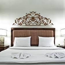 sticker pour chambre stickers tête de lit burlesque décoration pour chambre