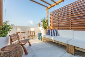 sichtschutzfã cher balkon wohnzimmerz balkon sichtschutz seite with sonnensegel