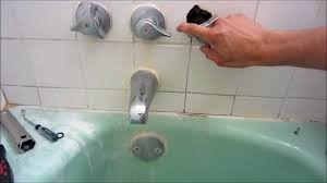 How To Fix A Leaky Bathtub Faucet Leaking Bathroom Sink Fix A Leaking Pipe Bathroom Sink Plumbers