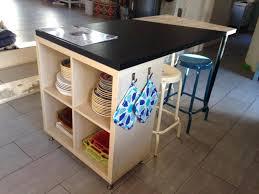fabrication d un ilot central de cuisine fabriquer ilot central cuisine pas simple awesome awesome pour