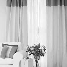 White And Navy Striped Curtains Garage U0026 Shed Contemporary Window Shade With Horizontal Striped
