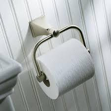 strong man toilet paper holder kohler k 490 cp memoirs toilet tissue holder with stately design