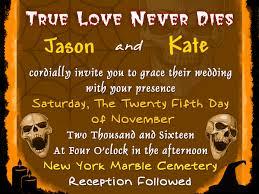 halloween themed wedding decorations fun halloween themed wedding ideas that u0027re horrifyingly realistic