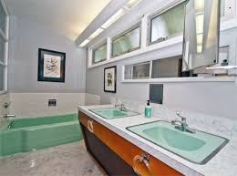 Mid Century Modern Bathroom Mid Century Modern Bathroom Home Design And Decoration Portal