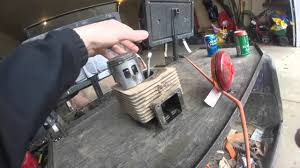 how to ezgo golf cart engine rebuild 2 cycle youtube