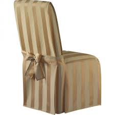 Striped Dining Chair Slipcovers Decor Best Slipcover For Parson Chairs Create Awesome Home Chair