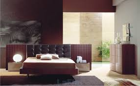 best bedroom design ideas for modern stripes bedroom decoration