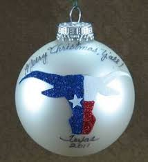 of longhorns logo ornament by doodlebugsga