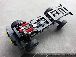 lego toyota toyota sr5 4x4 back to the future all in lego autoevolution