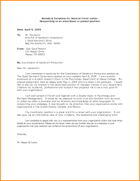 11 general cover letter samples for employment cote divoire tennis