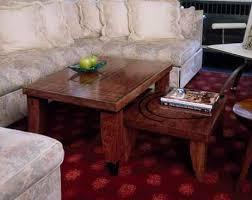 Custom Coffee Table by Custom Wood Slab Coffee Tables Dumond U0027s Custom Furniture