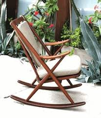 ole wanscher rocking chair rocking chairs interiors and mid century
