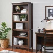 Dark Cherry Bookshelf Cherry Bookshelves