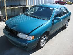 nissan sentra junk parts 1999 nissan sentra parts car stk r8910 autogator sacramento ca
