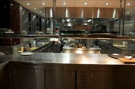 Commercial Restaurant Kitchen Design Restaurant Kitchen Design Trends For 2017 Restaurant Kitchen