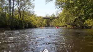 Kayaking michigan rivers lower rogue river may 26 2014