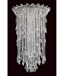 schonbek tr2402 trilliane strands 24 inch wide 6 light chandelier