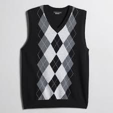structure men u0027s argyle sweater vest