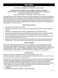 Venture Capital Resume Download Ceo President P U0026l Manufacturing In Indianapolis In Resume