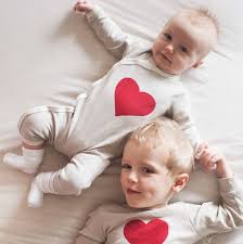 sibling matching gift set for new or by pj mamma