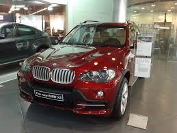 Bmw X5 2008 - bmw x5 vermillon red xoutpost com