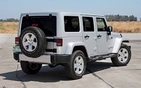 jeep wrangler back 2012 jeep wrangler news reviews msrp ratings with amazing images