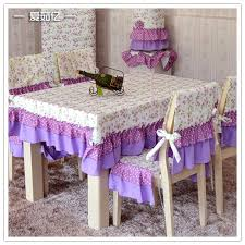 table chair covers excellent cotton dining tablecloth and chair cover and back cover