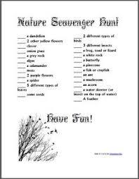 Backyard Scavenger Hunt Ideas Image Result For Backyard Scavenger Hunt Thanksgiving Activity