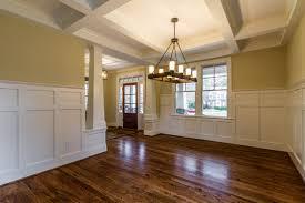 craftsman homes interiors craftsman style home interiors arts crafts dining room