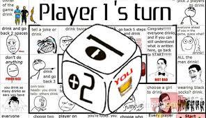 Meme Drinking Game - drinking game