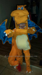 Charizard Pokemon Halloween Costume Coolest 65 Homemade Pokemon Costumes Halloween