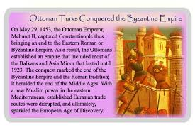Fall Of Ottoman Empire by Nysed Global History And Geography Online Resource Guide