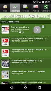 free downloads for android pes 2016 pes 2015 downloads for android free