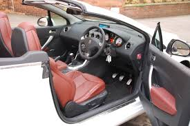 peugeot 206 convertible interior peugeot 308 cc gt thp 200 road test petroleum vitae
