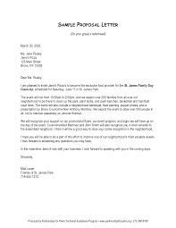 design proposal letter exle business letter proposal professional help with business proposal