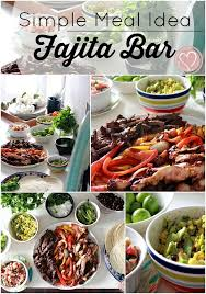 Any Ideas For Dinner Best 25 Mexican Buffet Ideas On Pinterest Salsa Bar Dip Bar
