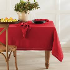 Williams Sonoma Table Linens - linen double hemstitch tablecloth williams sonoma