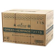 Toilet Paper Roll Storage by Green Heritage Toilet Tissue By Atlas Paper Mills Apm115green
