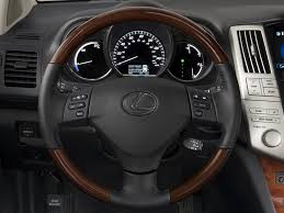lexus rx 400h user guide 2008 lexus rx400h steering wheel interior photo automotive com