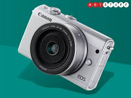 canon u0027s eos m100 thinks your smartphone is a photographic amateur