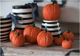 Fall Homemade Decorations - 10 lovely fall diy decorations with faux pumpkins