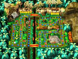 Adventure Map Image Dk U0027s Jungle Adventure Map Png Mariowiki Fandom