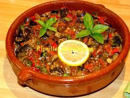 cuisiner des aubergines facile légumes salade aubergine oignon recette de légumes recette facile