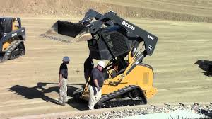 video john deere skid steer service safety and access youtube
