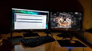 Schreibtisch F Computer Und Drucker Wie Sehen Eure Schreibtische Computer Aus Plauderecke Sponsor
